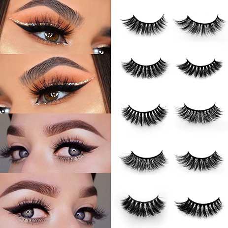 15-20mm Mink Eyelashes