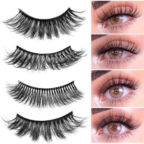 6D Faux Mink Eyelashes