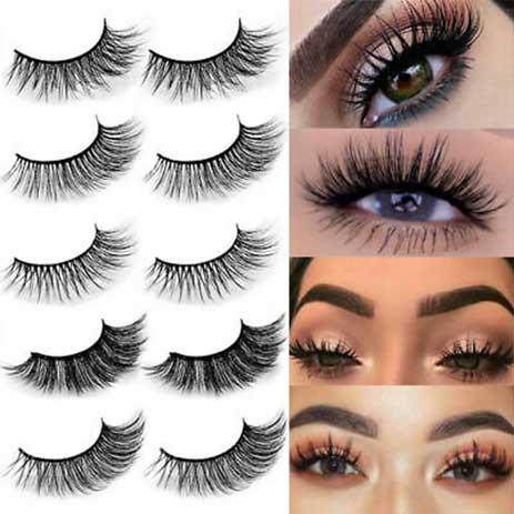 6D Mink Eyelashes