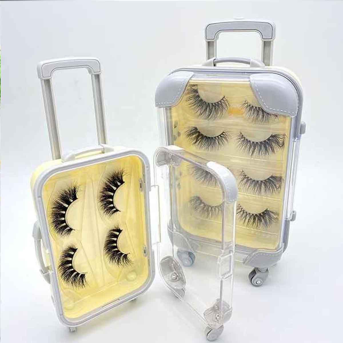 Creative Eyelash Boxes