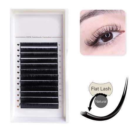 Ellipse Flat Eyelash Extensions