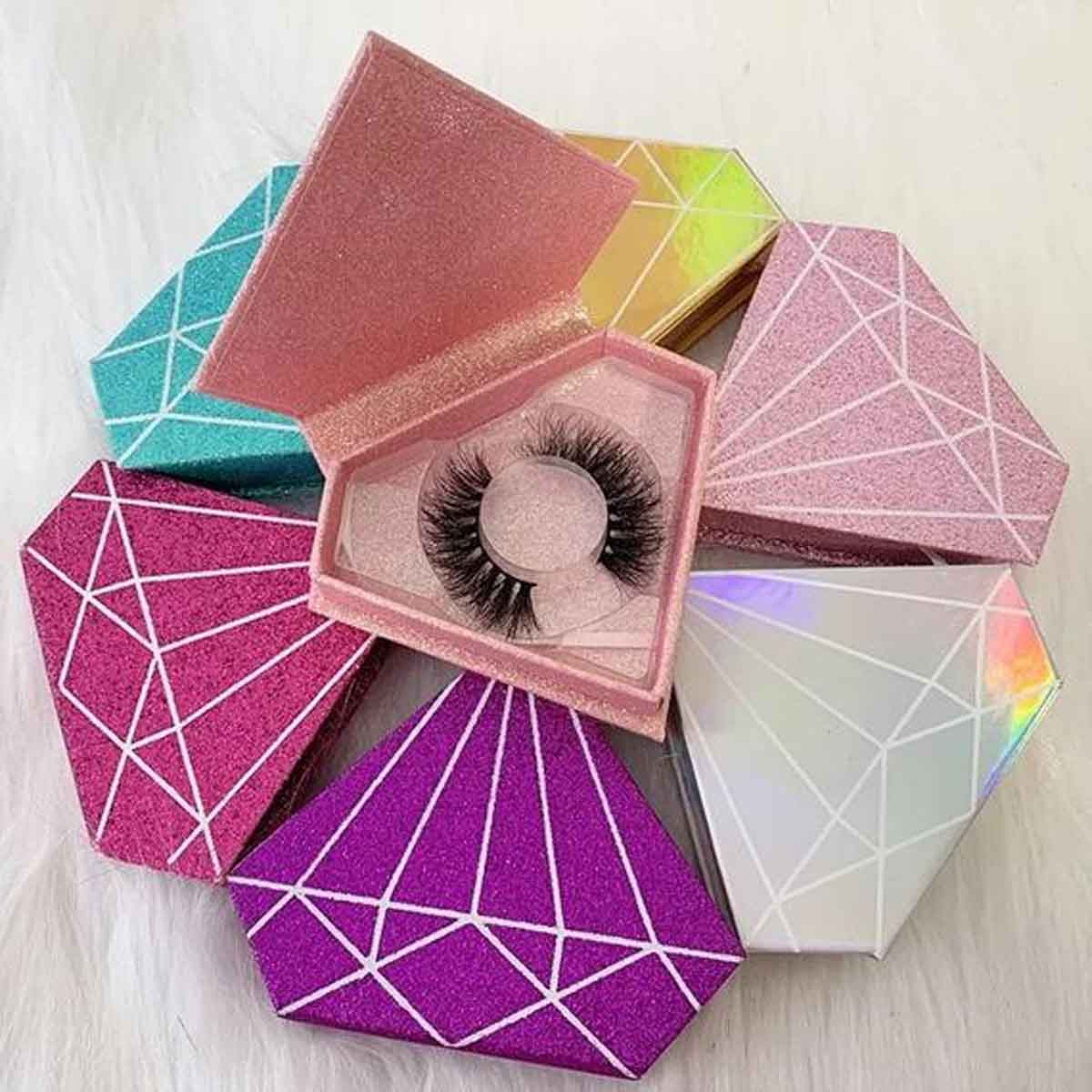 Magnetic Diamond Boxes