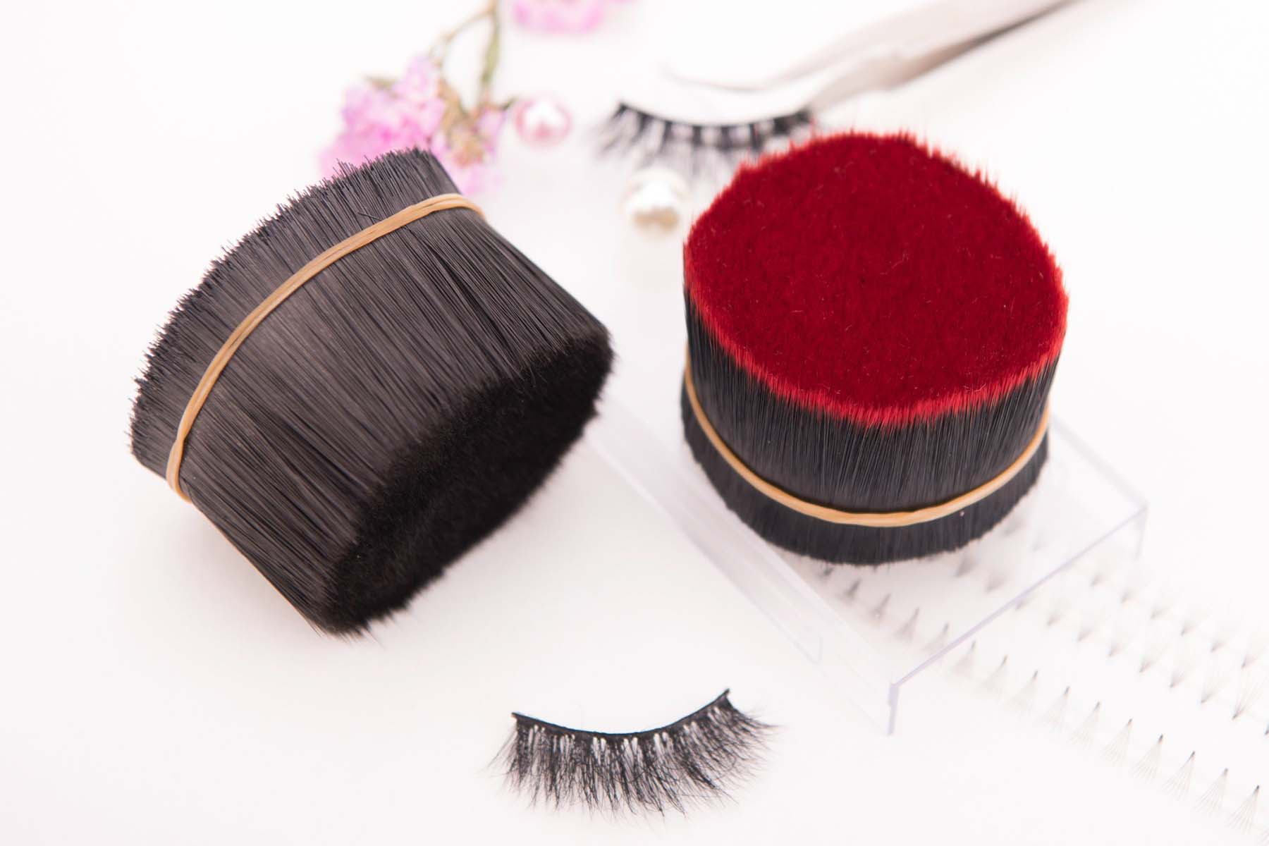 starseed eyelashes materials