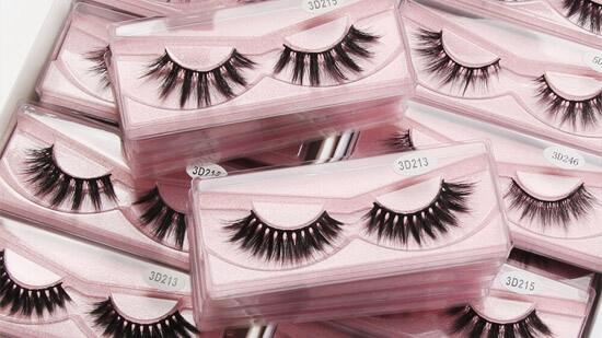 faux mink eyelashes wholesale