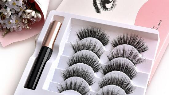 magnetic eyelashes wholesale