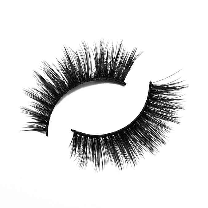 13-15mm Seamless Natural Faux Mink Eyelashes