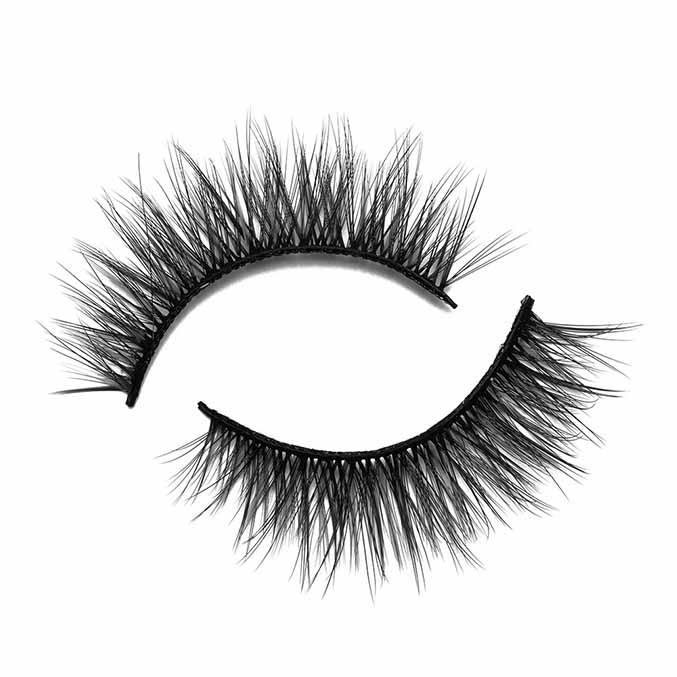 13-15mm Trendy Natural Faux Mink Eyelashes