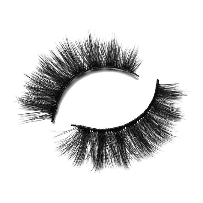 15-16mm Attractive Curl Faux Mink Eyelashes