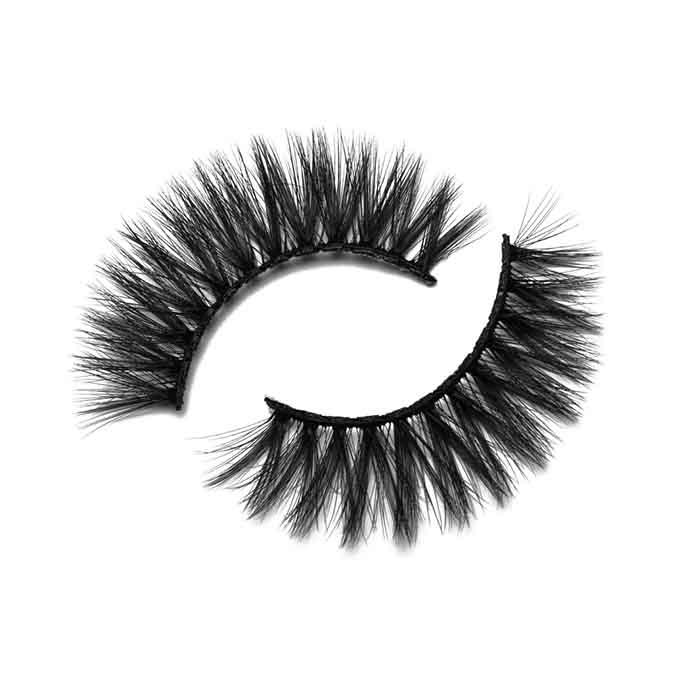 15-16mm V-Shaped Natural Faux Mink Eyelashes