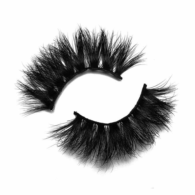 15-18mm Alluring Wispy Mink Eyelashes
