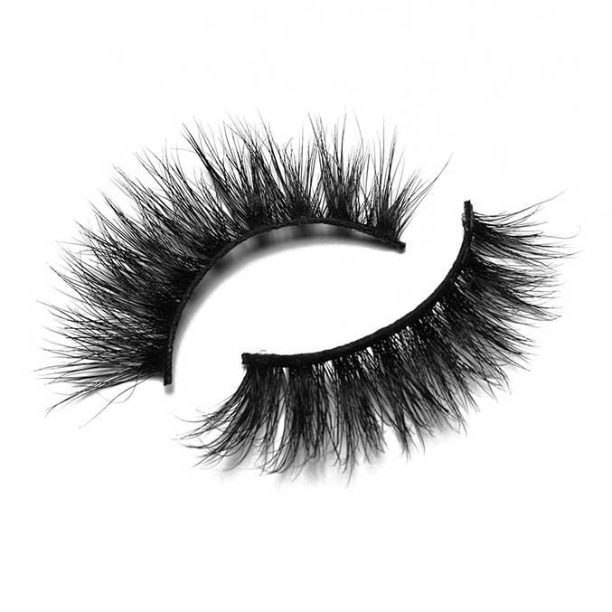 15-18mm Fluttery Natural Mink Eyelashes