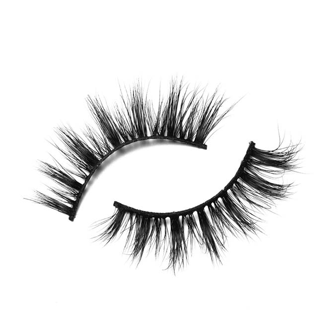 15-18mm Wispy Natural Mink Eyelashes