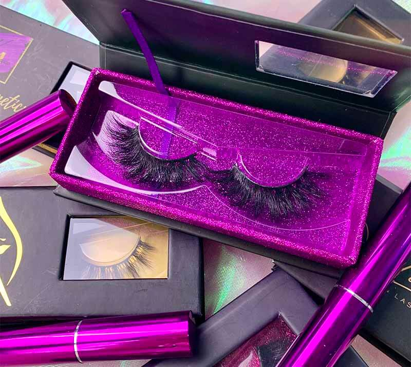 15-20mm Faux Mink Eyelashes Supplier
