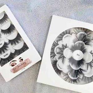 15-20mm Mink Eyelashes Factory