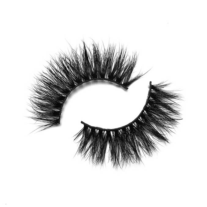 17-19mm Dramatic Wispy Mink Eyelashes