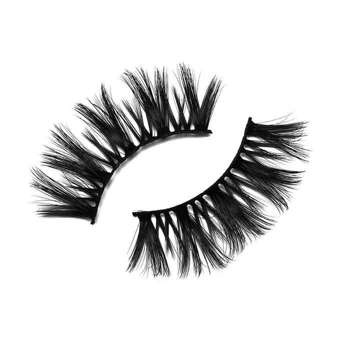 17-19mm Natural Lite Faux Mink Eyelashes
