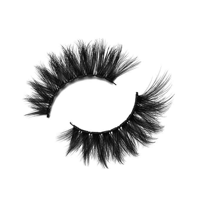 17-19mm Striking Hand-Made Faux Mink Eyelashes