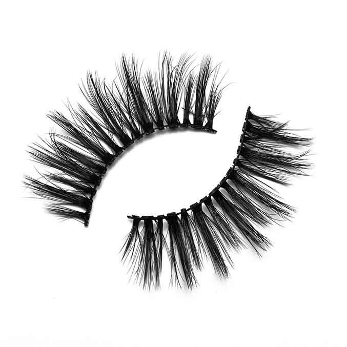 17-19mm Stylish Bold Faux Mink Eyelashes