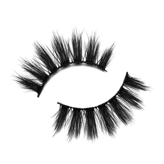 17-19mm Wispy Lightweight Faux Mink Eyelashes