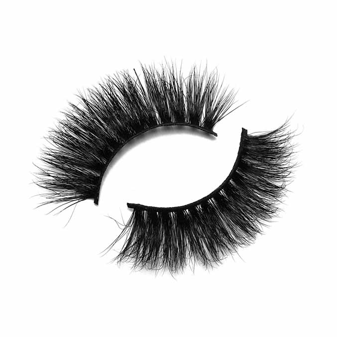 20mm Fluttery Touch Mink Eyelashes