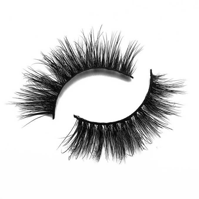 20mm Subtle Volume Mink Eyelashes