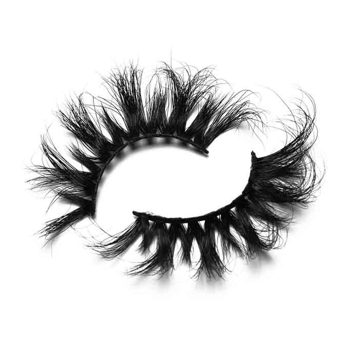 25mm Flare Shape Mink Eyelashes