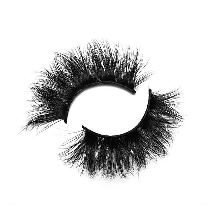 25mm Fluttery Makeup Mink Eyelashes