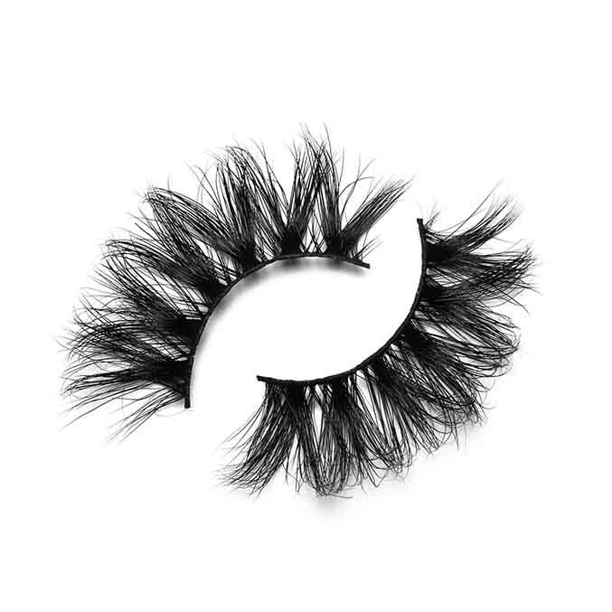 25mm Goddess Bold Mink Eyelashes