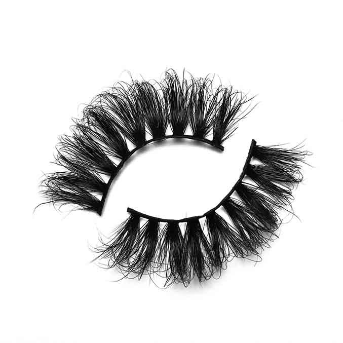25mm Highlight Natural Mink Eyelashes