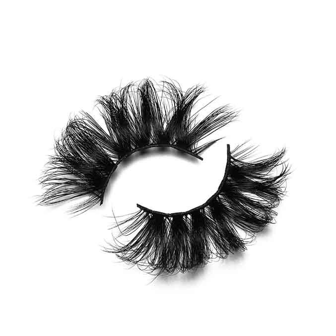 25mm Natural Buzz Mink Eyelashes