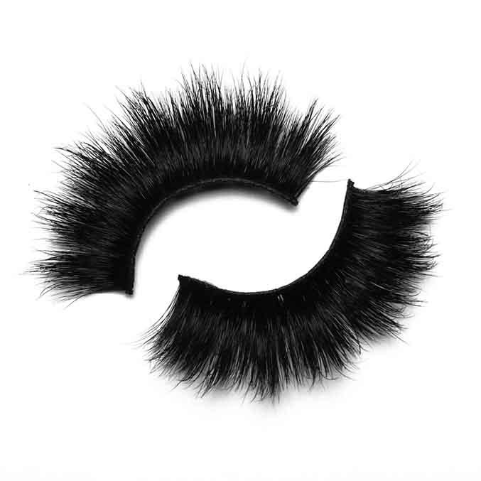 25mm Super Drama Mink Eyelashes