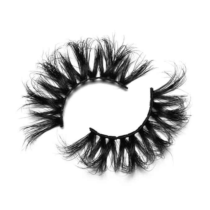 25mm Unique Full-Body Mink Eyelashes Starseed