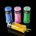 Disposable Micro Brushes for Eyelashes Extensions