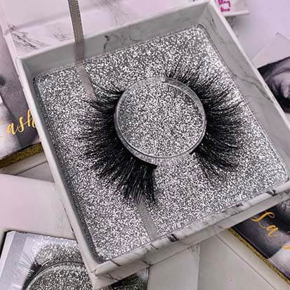PBT eyelashes materials