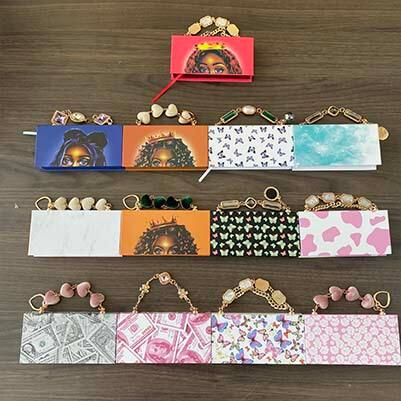 Starseed creative eyelashes boxes