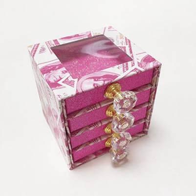 Starseed drawer eyelashes boxes