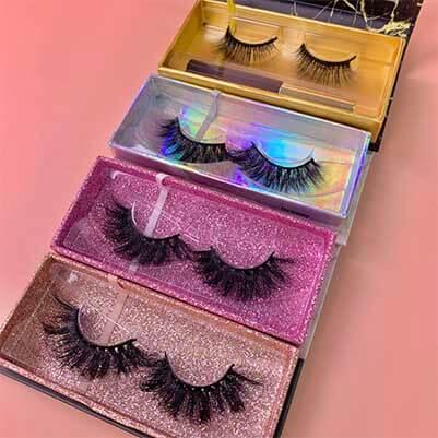 Starseed magnetic eyelashes boxes