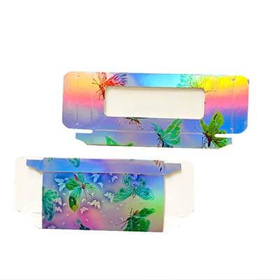 Starseed paper eyelashes boxes