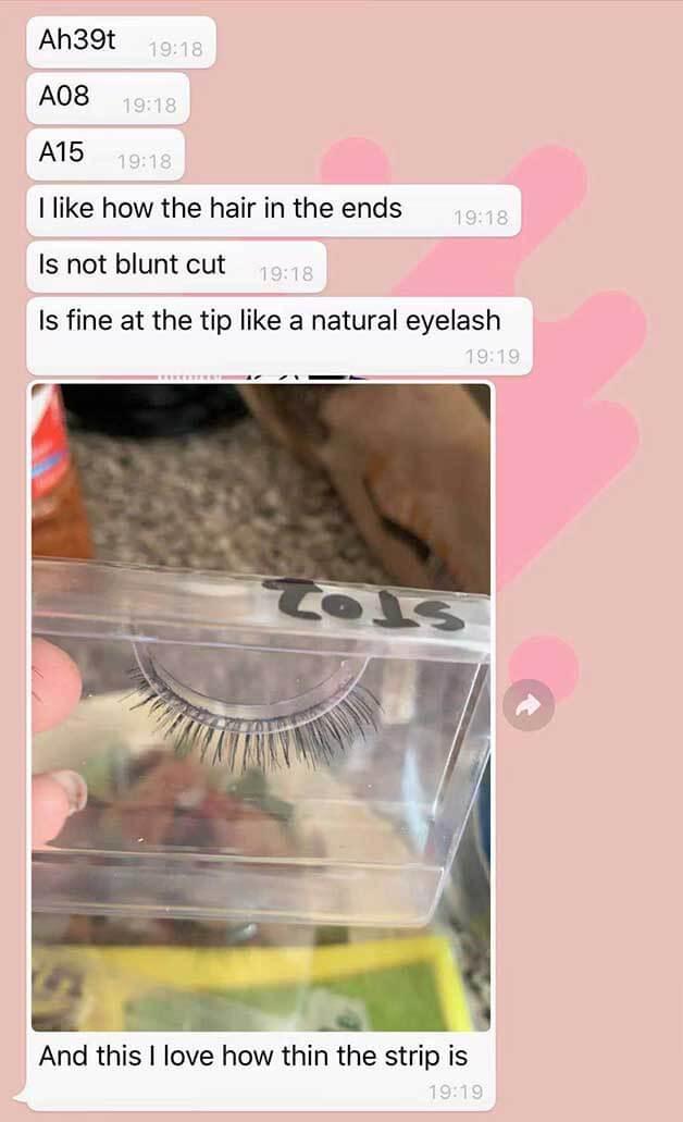 Starseed vegan eyelashes review