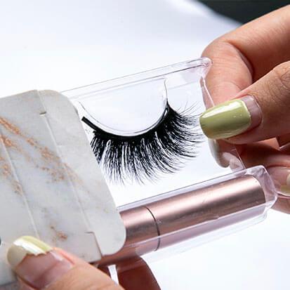 New Vegan Faux Eyelashes Wholesale