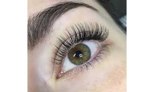 Drying-of-Lashes
