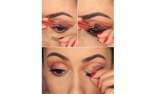 Magnetic-eyelash-application-steps