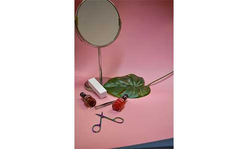 Makeup-products-including-eyelash-tweezers
