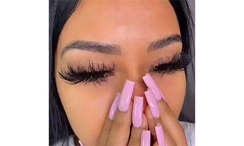 Mink-Eyelash
