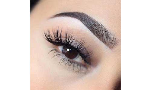 Semi-permanent-Eyelash