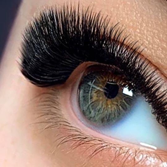 U Curl eyelashes extension